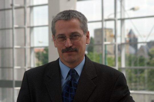 Janusz Mazurczak, dyrektor targów Taropak