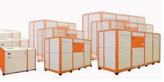 Chłodziarki kompaktowe w ofercie P3solutions