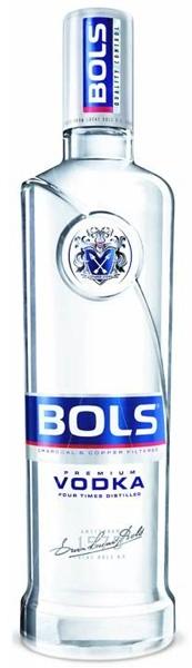 Nowe opakowanie wódki Bols