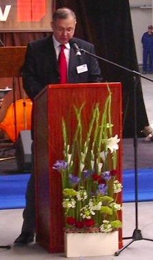 Marek Rytarowski, prezes HSV Polska