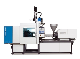 New KraussMaffei's injection moulding