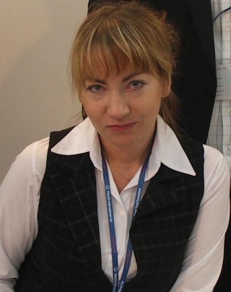 Anna Wojciechowska, export sales manager w firmie Trioplast