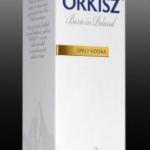 Wódka Orkisz w opakowaniu kartonowym