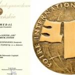 Złoty medal Taropaku za nagrzewnice powietrza Leister