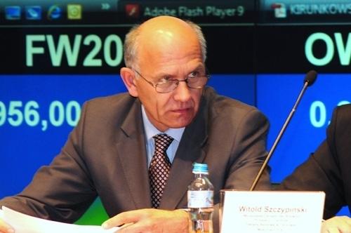 Jerzy Marciniak, Prezes Azotów Tarnów