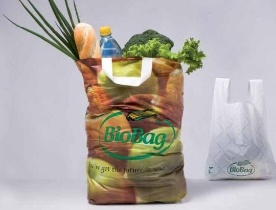 Opakowania BioBag