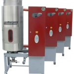 Wittmann introduced an energy rating standard developed for dry air dryers