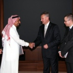Szefostwo koncernu SABIC gościło polską delegację