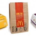 McDonald's rolls out new generation of global packaging