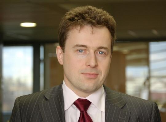 Krzysztof Kuniewicz, dyrektor Bibby Finnancial Services