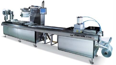 Maszyna firmy Multivac