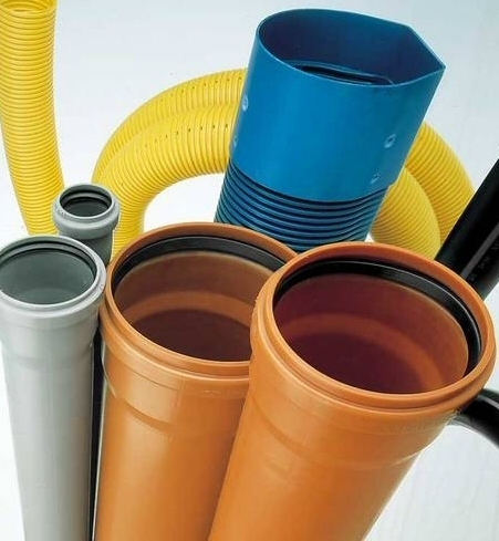 Plastic pipes do not contaminate drinking water