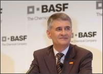 Dr. Jürgen Hambrecht, Prezes BASF AG