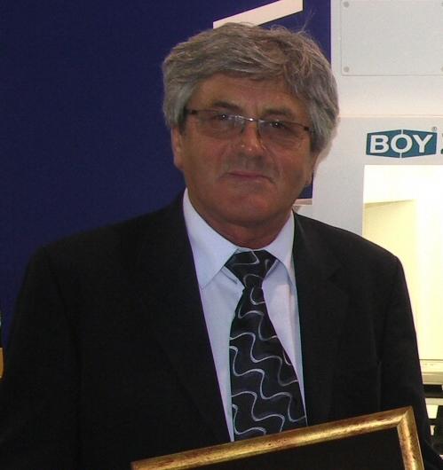 Zenon Narojek, prezes firmy Wadim Plast