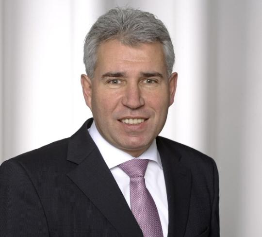 Bernhard Merki, szef Euromap