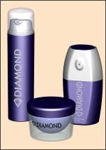 Standardowy asortyment opakowań RPC Bramlage-Wiko do środków higieny osobistej i kosmetyków poszerzył się wraz z wejściem na rynek nowej serii Diamond.