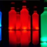 Iluminowane opakowania do piwa