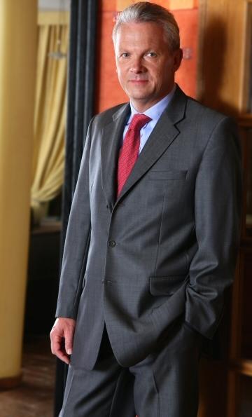Tadeusz Nowicki, Prezes Grupy Ergis - Eurofilms