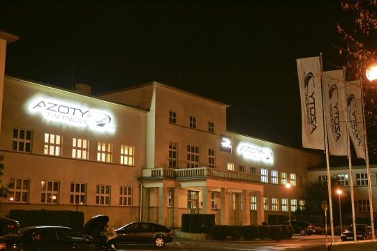 Siedziba Azotów Tarnów