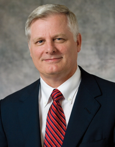 James Gallogly, LyondellBasell new CEO