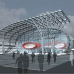 Targi Kielce budują nowe hale