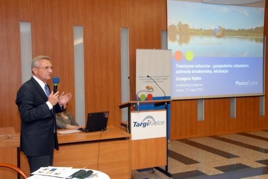 Grzegorz Rytko, PlasticsEurope Polska