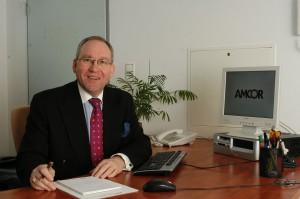 Mieczysław P. Sudnik, Dyrektor Zarządzający Amcor PET Packaging