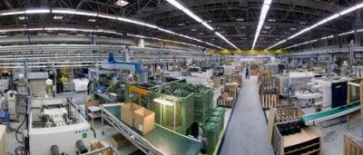 Hala produkcyjna firmy Bianor