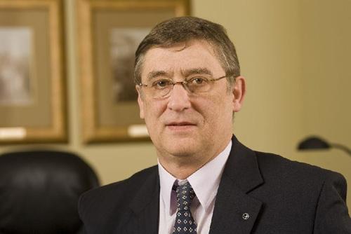Witold Szczypiński, wiceprezes Zakładów Azotowych w Tarnowie - Mościcach. Fot: ZAT