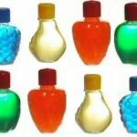 Owocowe butelki firmy Arexim Packaging