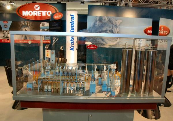 Moretto na targach Plastpol 2009