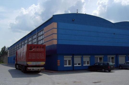 Nowe centrum serwisowe CHEP Polska