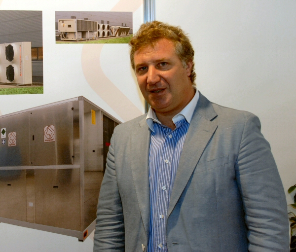 Alessandro Grassi, General Manager of Frigosystem Poland