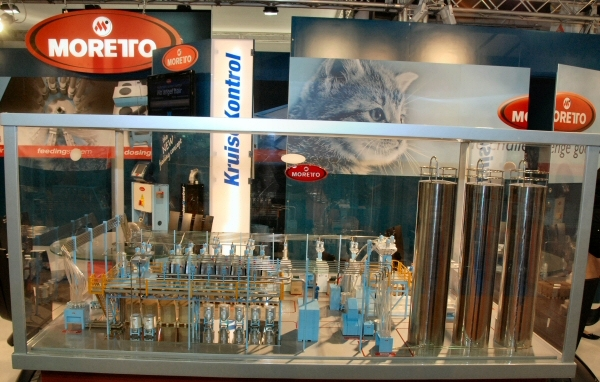 System KruiseKontrol firmy Moretto