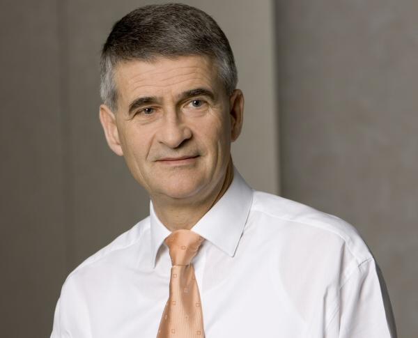 Dr. Jürgen Hambrecht, Chairman of BASF