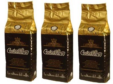 Kawa w opakowaniach próżniowych