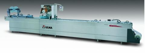 Maszyna rolowa firmy Ulma Packaging