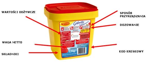 Eurokontener - Nestle