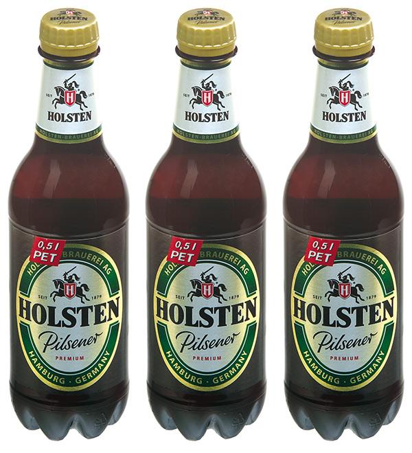 Piwo w opakowaniach PET