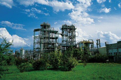 Fabryka koncernu Borealis do produkcji polietylenu w Niemczech