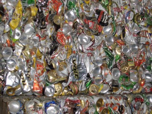 Recykling opakowań aluminiowych