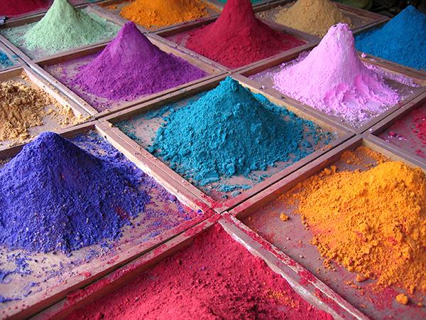 Pigmenty w procesie formowania obrotowego