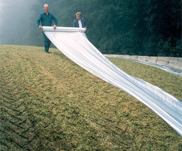 Rolnicy w Polsce używają za mało folii