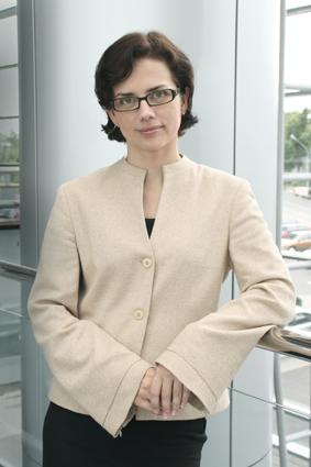 Anna Lemańska, dyrektor Targów Pakfood