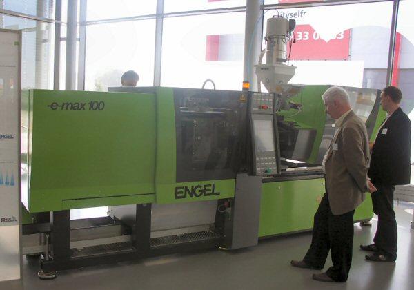 Wtryskarki e-max firmy Engel