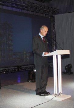 Hartmut Lueker - Prezes Zarządu, Dyrektor Generalny BOP