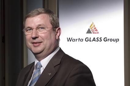 Wojciech Pawłowski, Warta Glass
