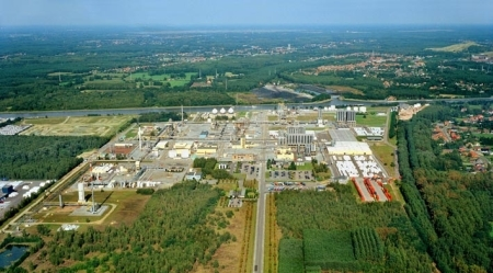 Zakład firmy Borealis w Beringen