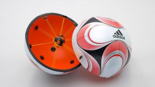 Piłka nożna i tworzywa sztuczne