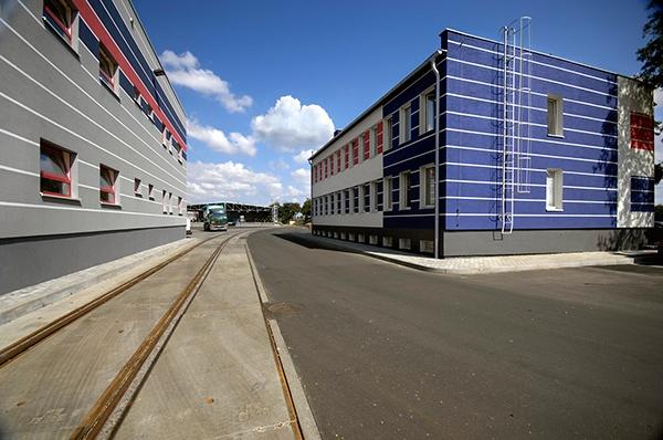 Centrum dystrybucyjne Brenntag Polska
